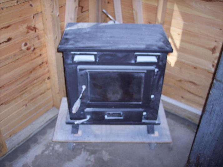 Click image for larger version Name: stove1.jpg Views: 1235 Size: 101.2 ... - Russo Wood Stove For Sale! - Striper Talk Striped Bass Fishing